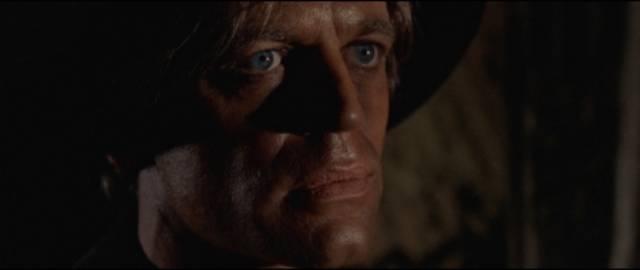 Wronged man Gary Hamilton (Klaus Kinski) looks for revenge in Antonio Margheriti's And God Said to Cain (1970)