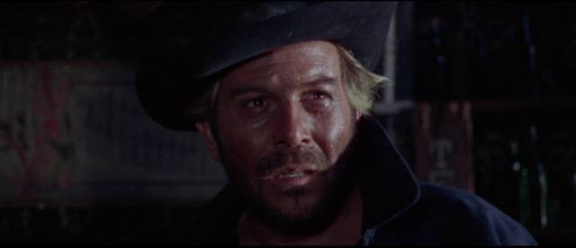 Sharpshooter Richard Martin (Enrico Maria Salerno) tries to atone for past mistakes in Massimo Dallamano's Bandidos (1967)