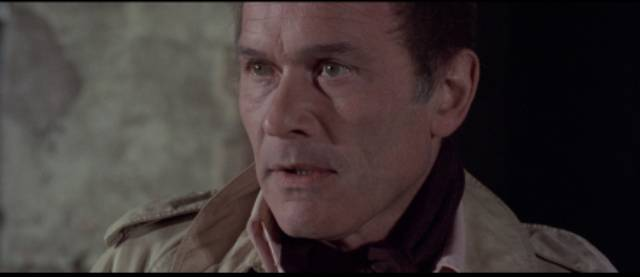 Inspector Vanni (Marcel Bozzuffi) adopts the criminals' methods to fight crime in Massimo Dallamano's Colt 38 Special Squad (1976)