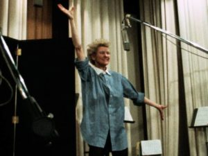 """Elaine Stritch nails her song a couple of days after the main recording session in D.A. Pennebaker's Original Cast Album: """"Company"""" (1970)"""