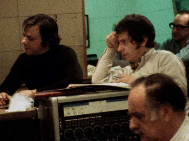 """As time runs out doubts about achieving the goal of a definitive recording surface in D.A. Pennebaker's Original Cast Album: """"Company"""" (1970)"""