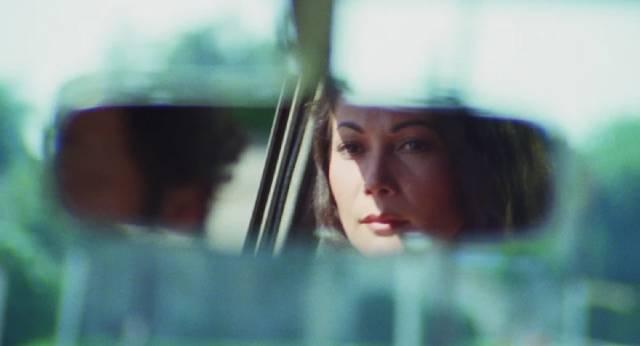 Nancy Kwan as a woman on a mission of revenge in Norbert Meisel's Walking the Edge (1983)