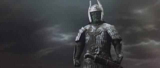 Majin is back for more in Kazuo Mori's Wrath of Daimajin (1966)