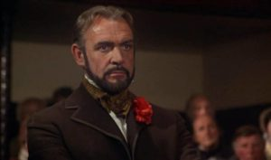 Sean Connery is a debonair Victorian thief in Michael Crichton's The Great Train Robbery (1978)