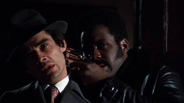 """He's a bad motherf***er - John Shaft"": Richard Roundtree in Gordon Parks' seminal 1971 blaxploitation hit"