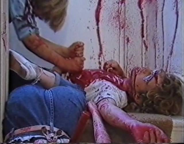 Kids will be kids in Alan Briggs' Suffer, Little Children (1983)