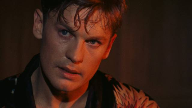 Martin (Helmut Berger)'s perversions escalate as he descends into madness in Luchino Visconti's The Damned (1969)