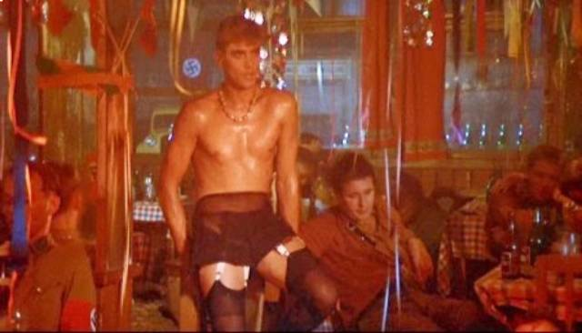 Rest and relaxation for the SA includes a drunken gay orgy in Luchino Visconti's The Damned (1969)