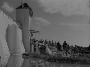 Marcel Carné conjures France's Medieval past in Les visiteurs du soir (1942)