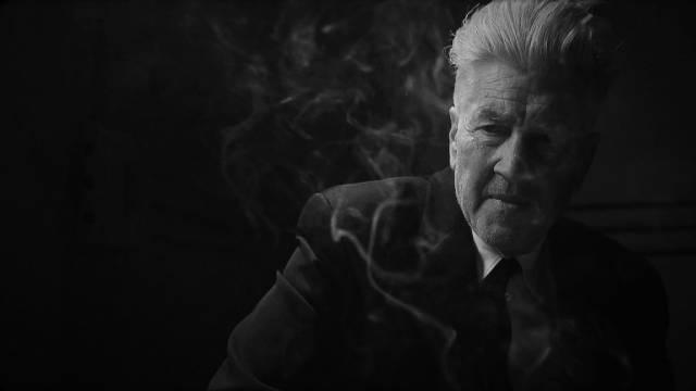 David Lynch interrogates a murder suspect in What Did Jack Do? (2017)